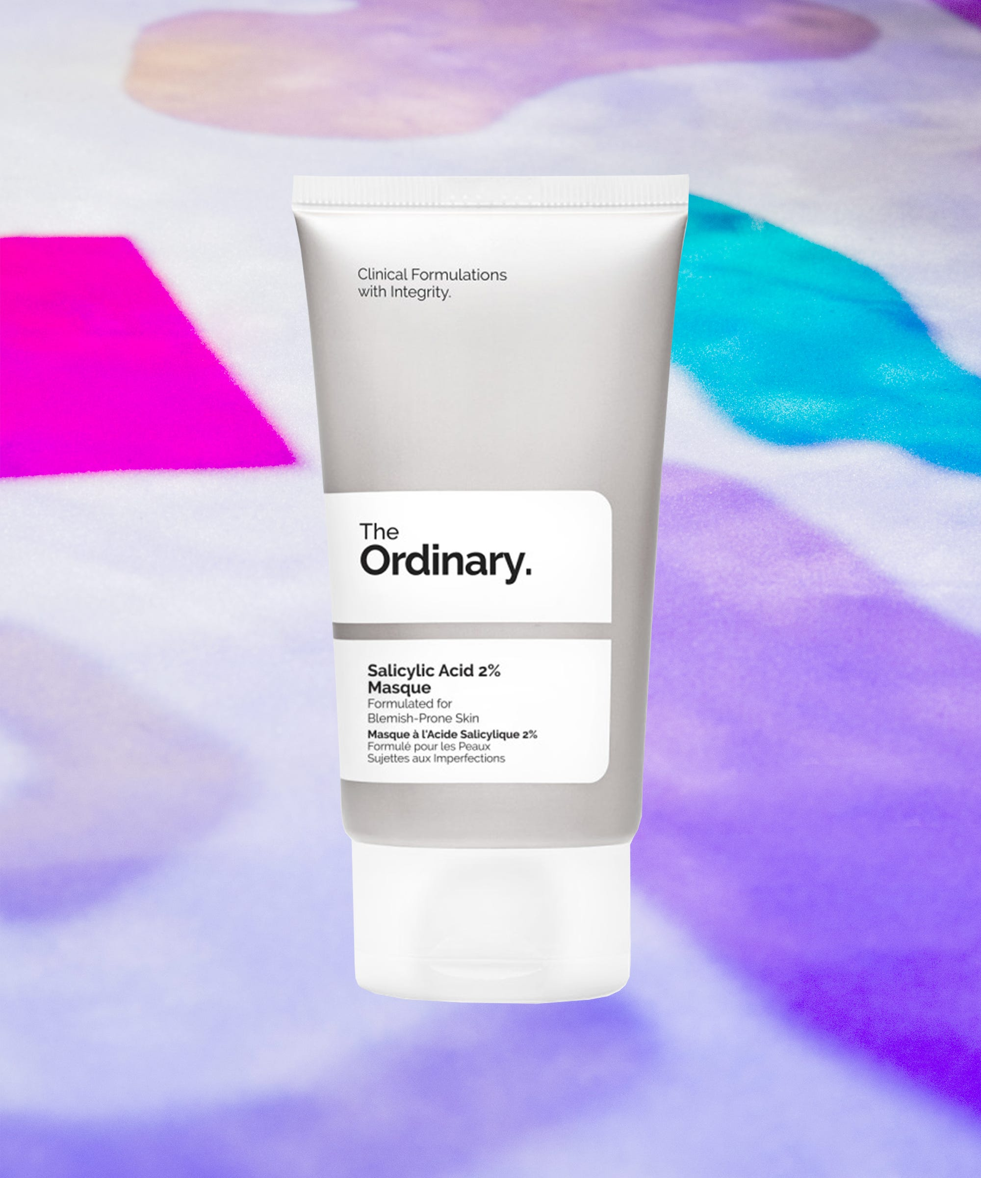 I Tried The Ordinary's $12 Face Mask — & It's Perfect For Acne-Prone Skin