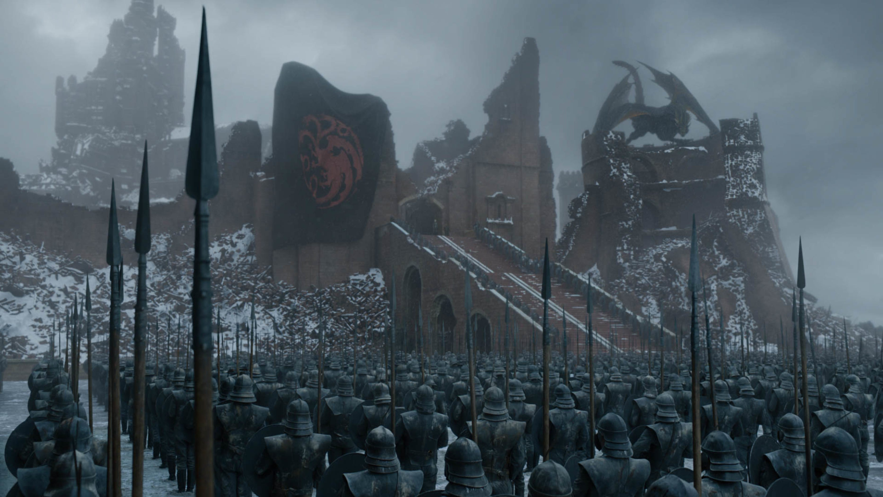 Drogon's Game of Thrones Ending Is Clearer If You Remember A Key Season 2 Moment