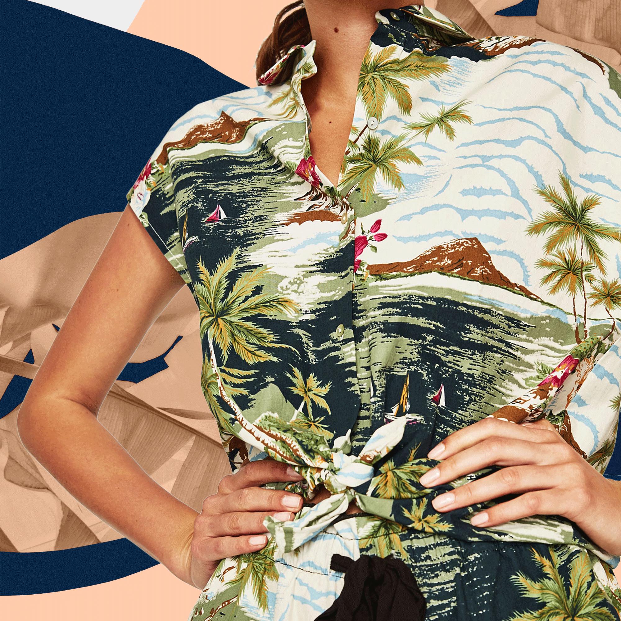 Best Hawaiian Shirts Aloha Shirts Spring Summer Trend