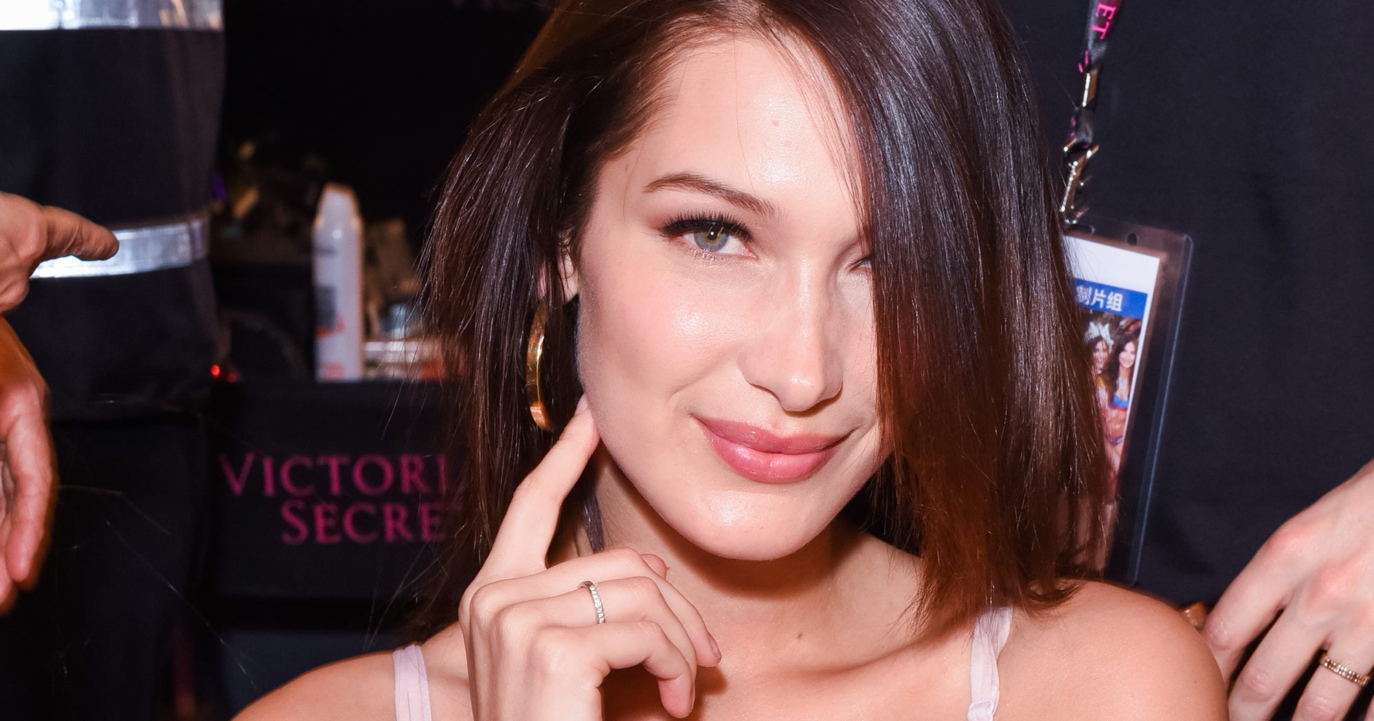 Bella Hadid on Her Earliest Fragrance Memory