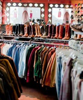 Best Thrift Stores Los Angeles Cheap Vintage Shops La