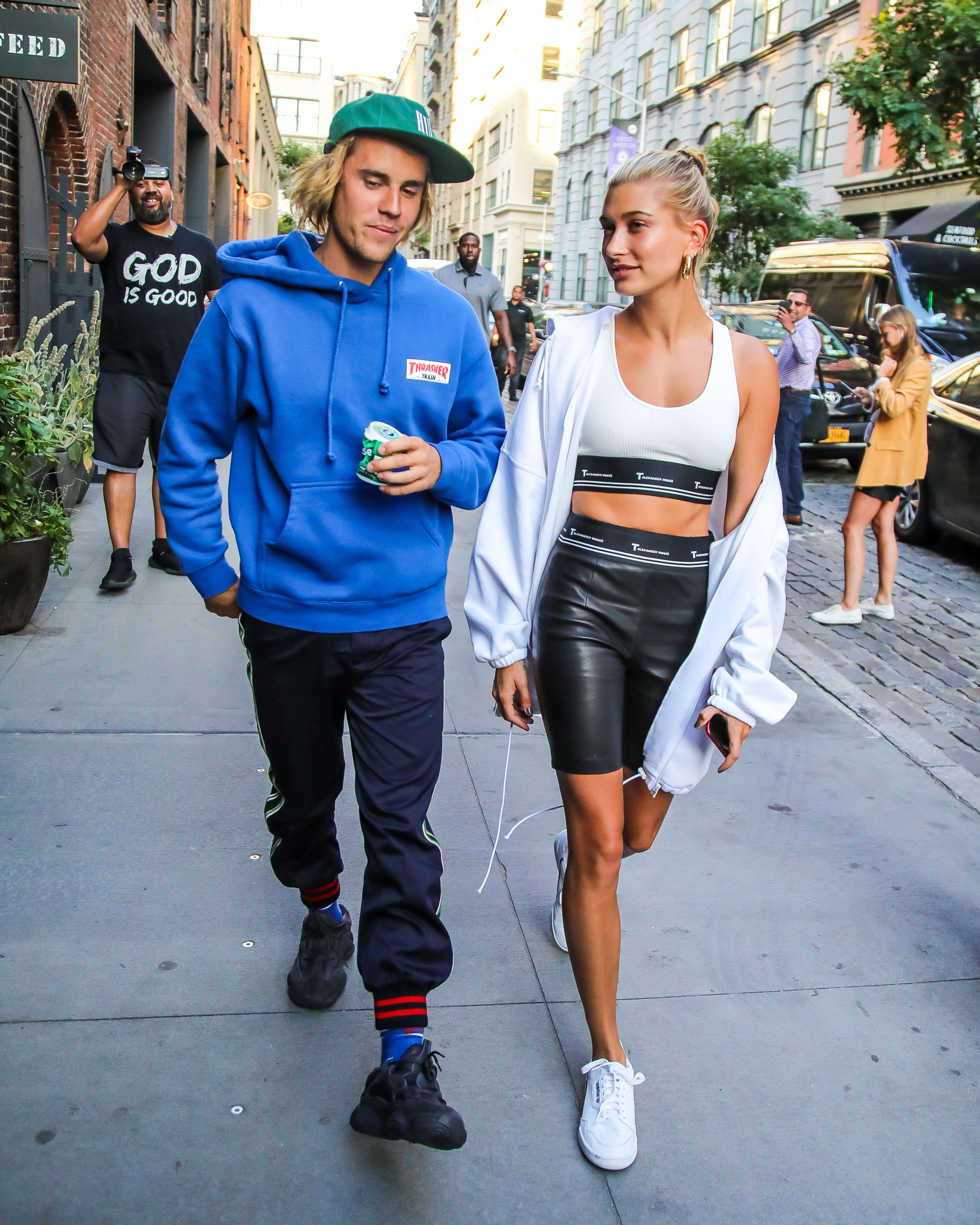 The Bieber Newlyweds Would Like You To Stop Spreading This Rumor About Them