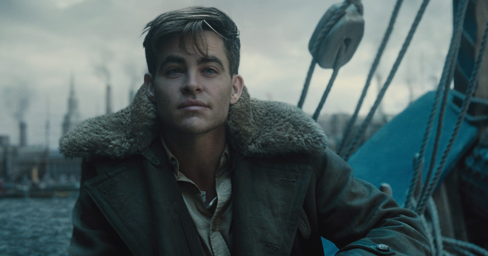 "Steve Trevor Is Alive In New ""Wonder Woman"" Photos — & The Internet Can't Handle It"