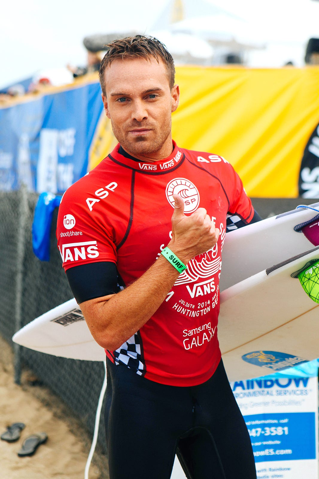 240a041ada Hottest Surfers - 2014 Vans US Open of Surfing