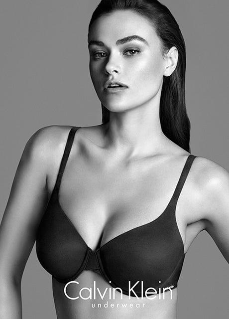 d91f7c6931a Myla Dalbesio Calvin Klein Campaign Controversy