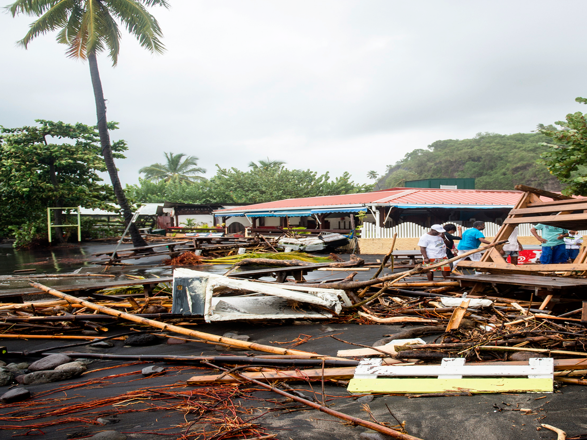 How To Help The Victims Of Hurricane Maria