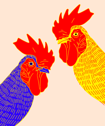 Rooster and dragon dating