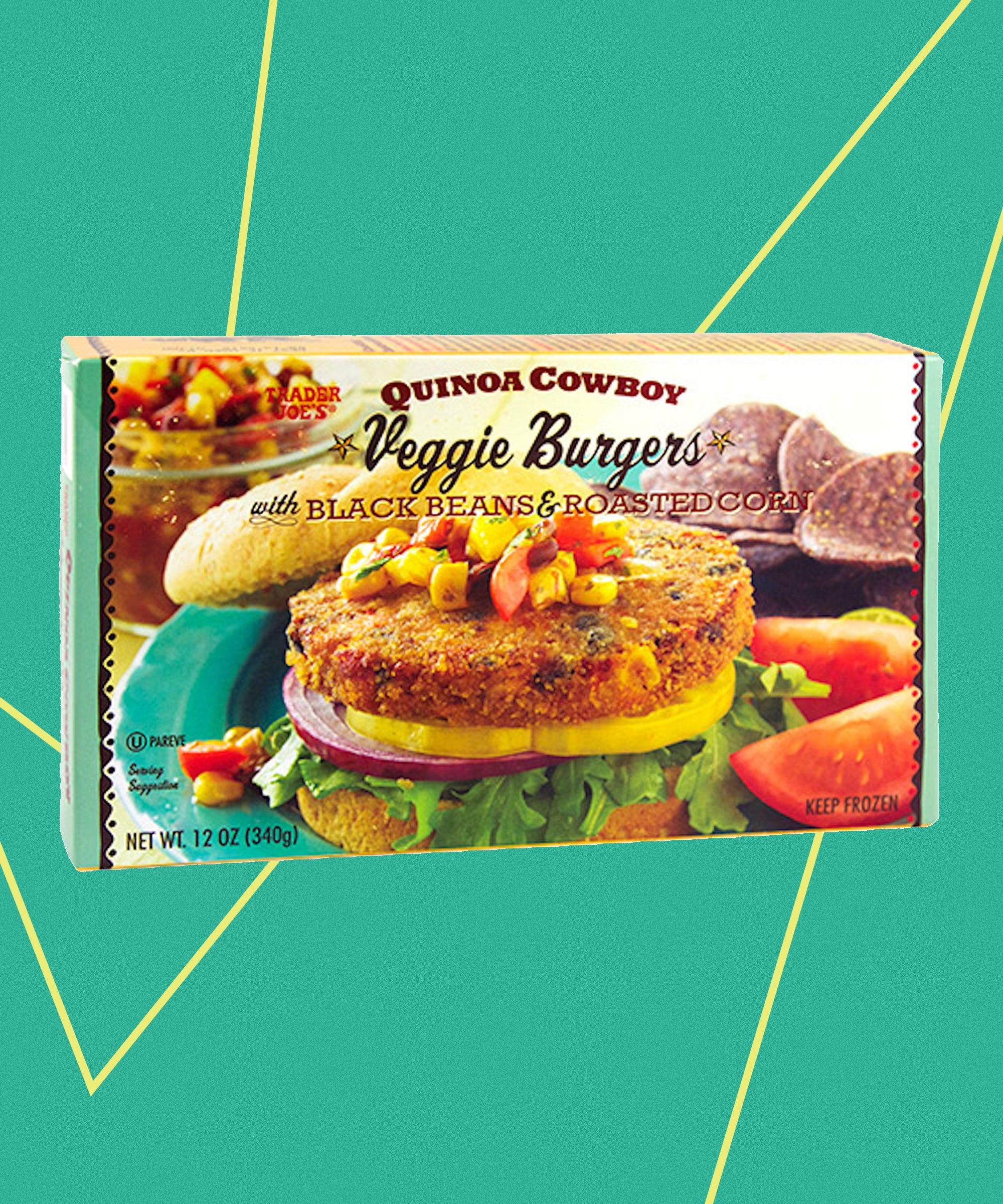 Vegetarians & Vegans Weigh In On The Best Meatless Burger Options