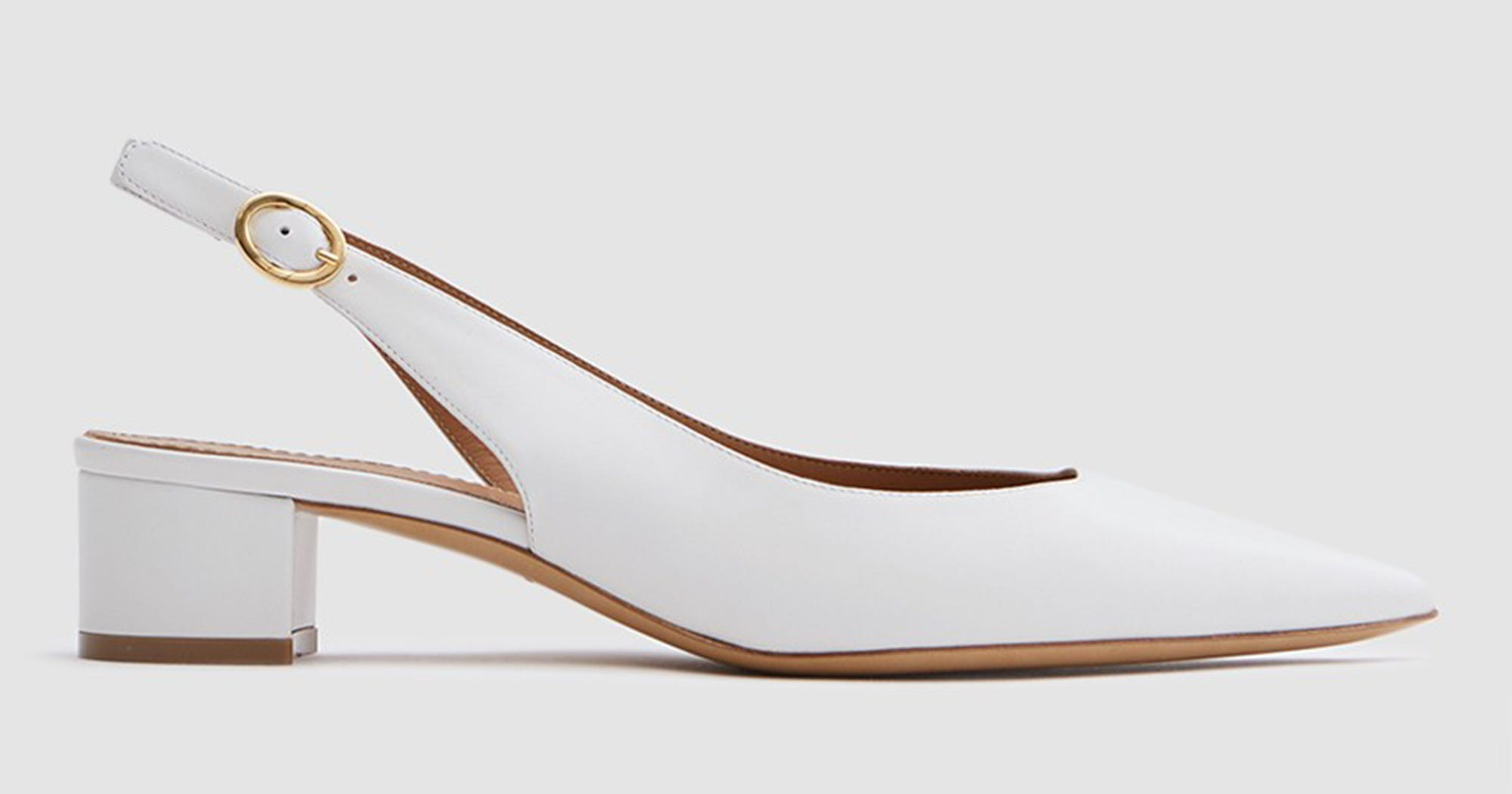 Slingbacks Are About To Become Your New Summer Shoe