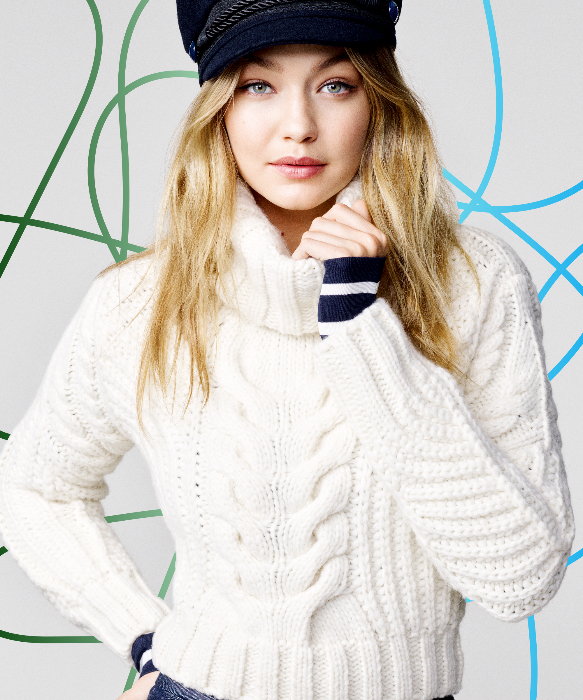 262529945 Here s What Gigi Hadid s First Fashion Collection Looks Like