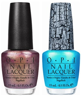 OPI French Open Nail Polish- New OPI Shatter Colors