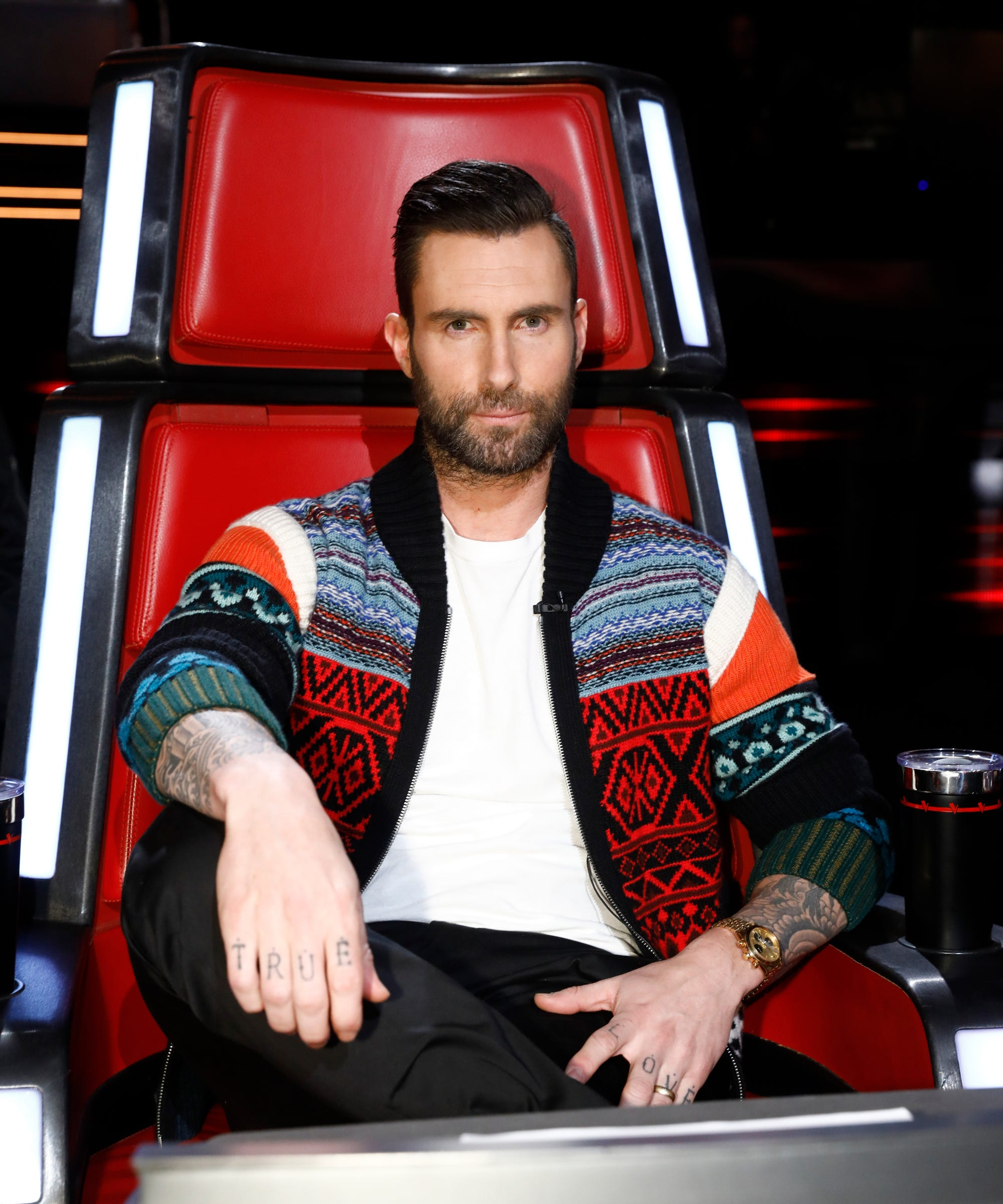 Adam Levine's Surprise Exit From The Voice Sparks Rumors