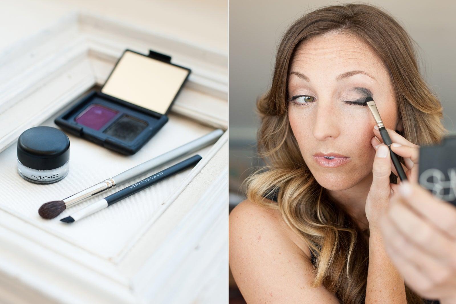 Diy Wedding Makeup Tips - Emo Makeup