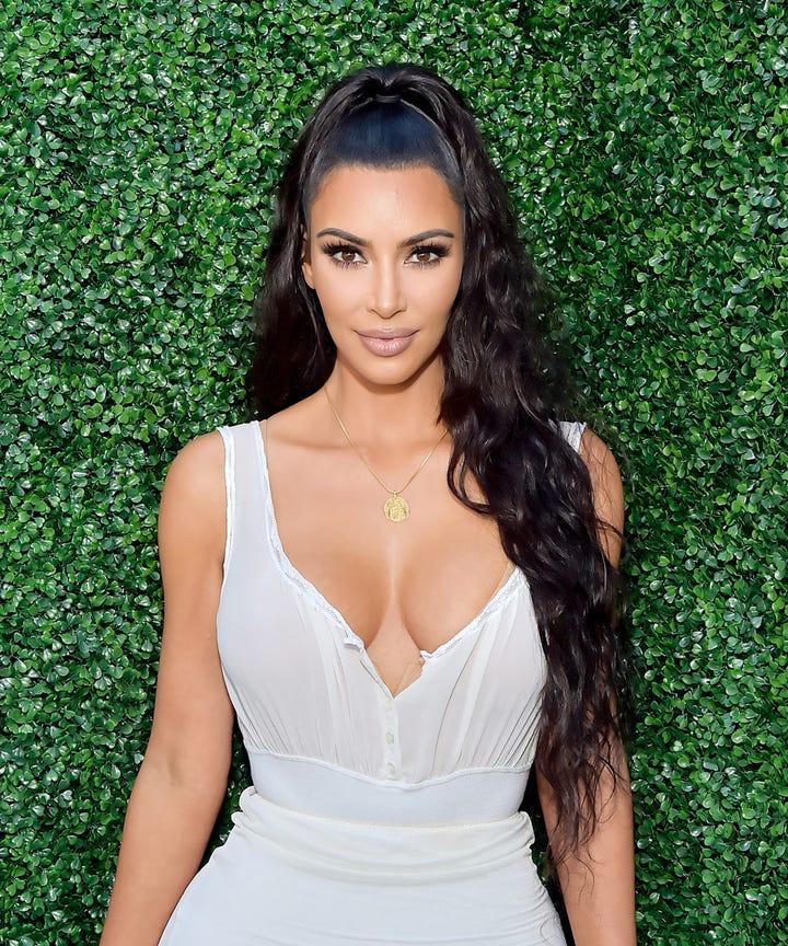Kim Kardashian Says Kylie And Kkw Beauty Is Self Made