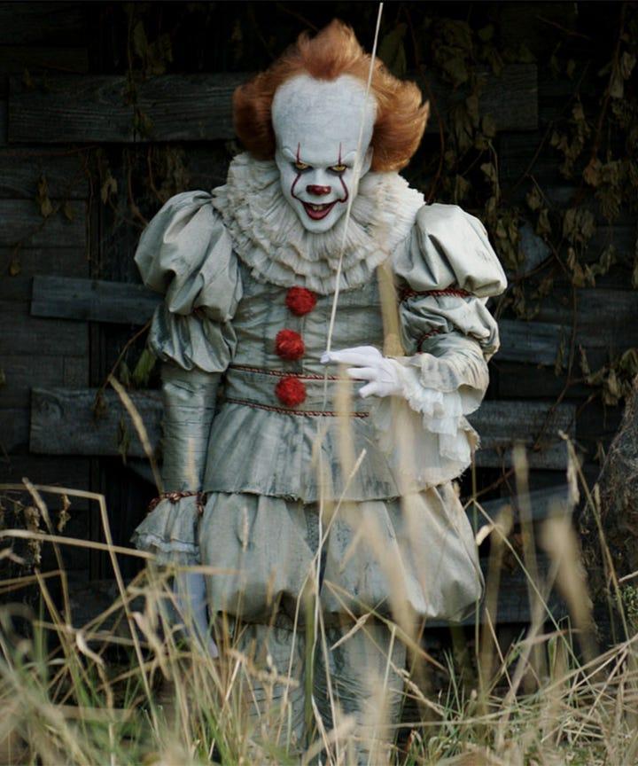 It the clown full film