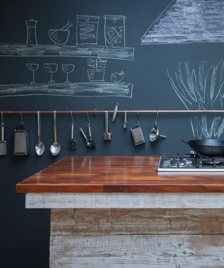Die 5 schönsten DIY-Ideen für WG-Küchen
