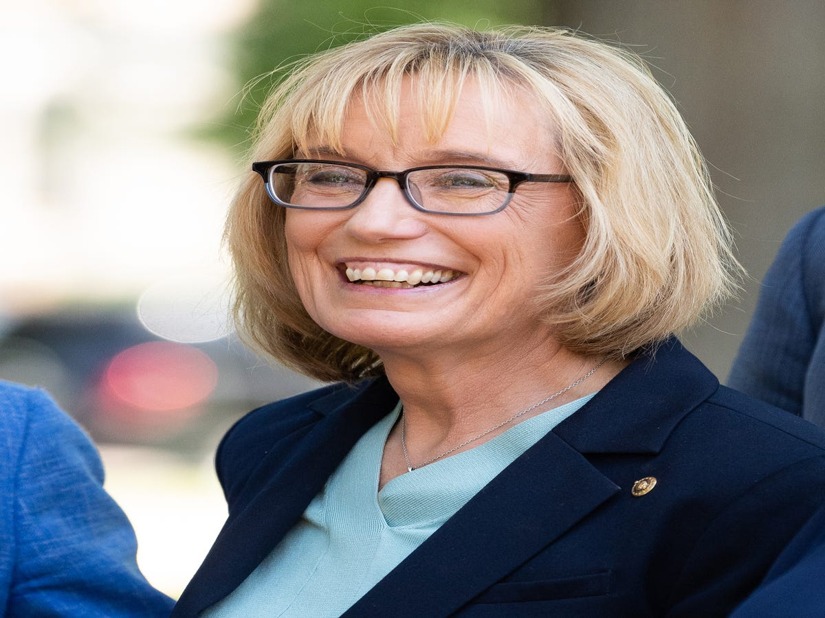 Exclusive: New Hampshire s Maggie Hassan To Chair The Women's Senate Network