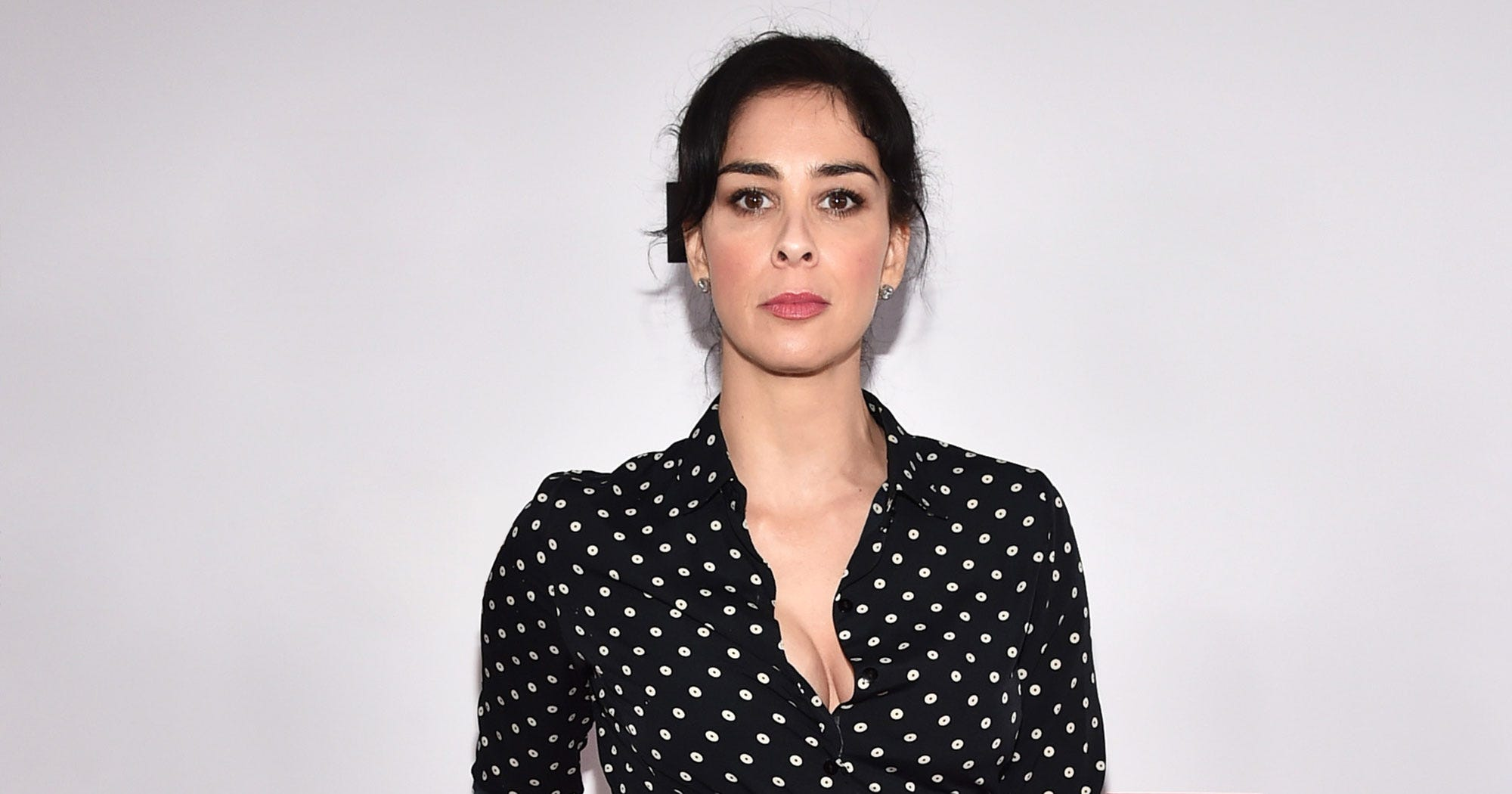 Sarah Silverman Says She Was Fired From A Movie Over Resurfaced Blackface Sketch