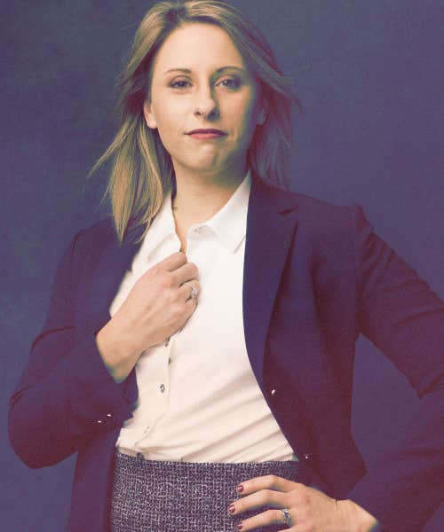 Trump Wants To Roll Back Your Rights? Not if Katie Hill Can Help it