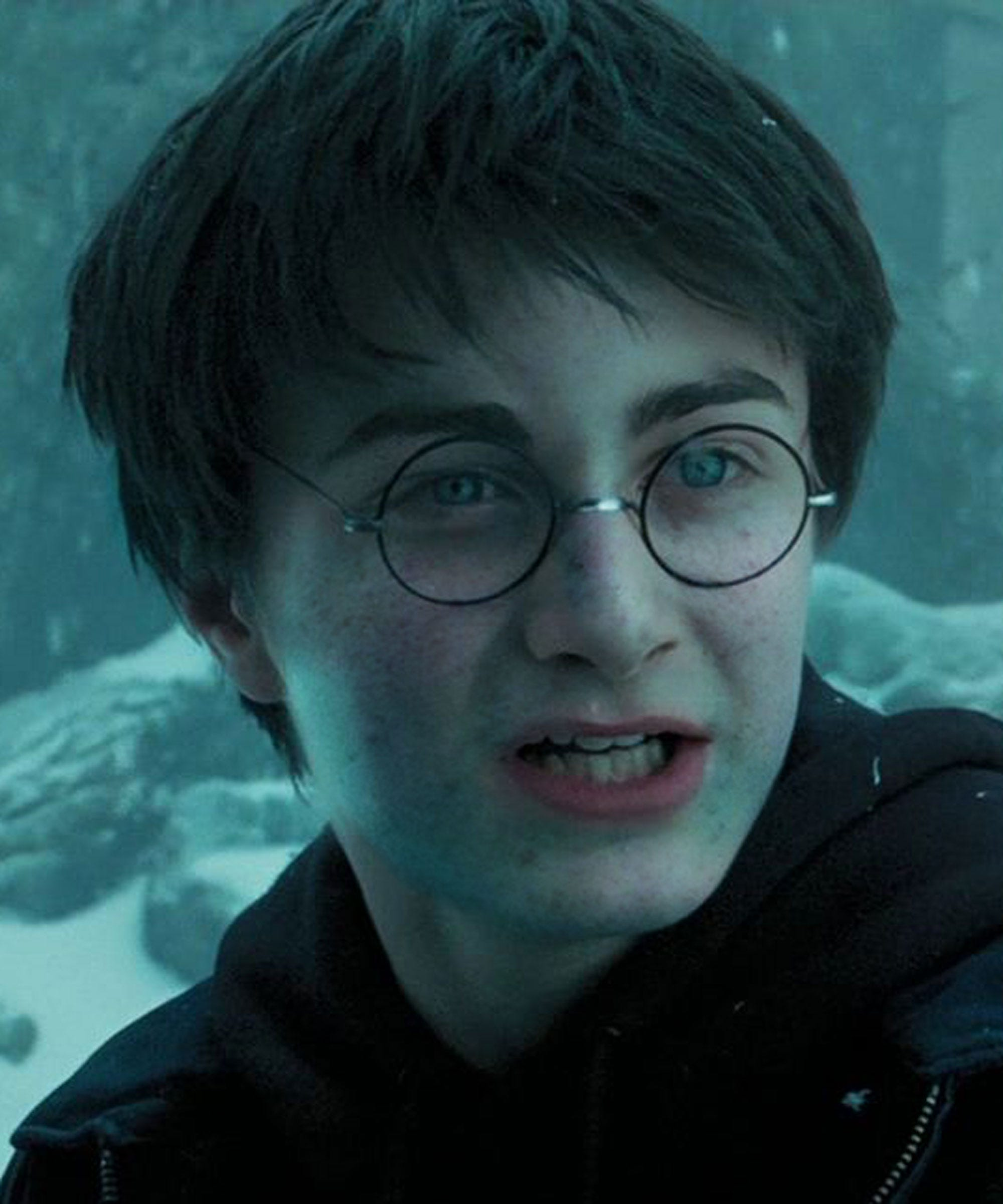 Harry Potter Characters With Acne