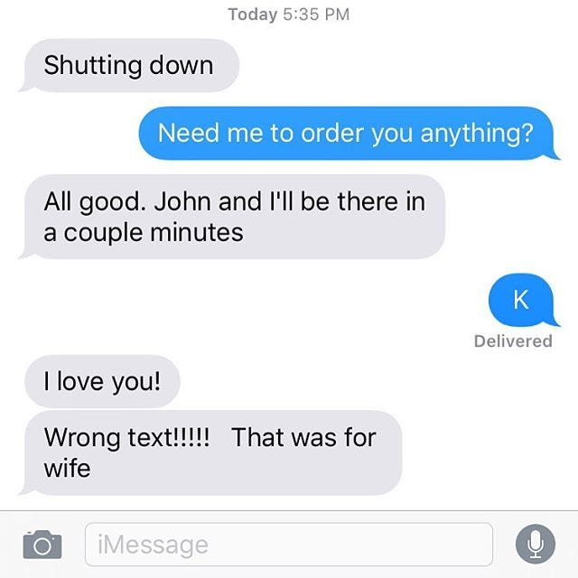 Funny Text Messages - Embarrassing Texts