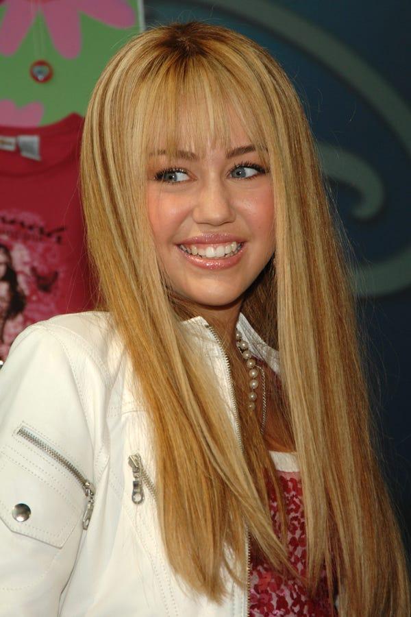 Miley Cyrus Makeup Beauty Looks