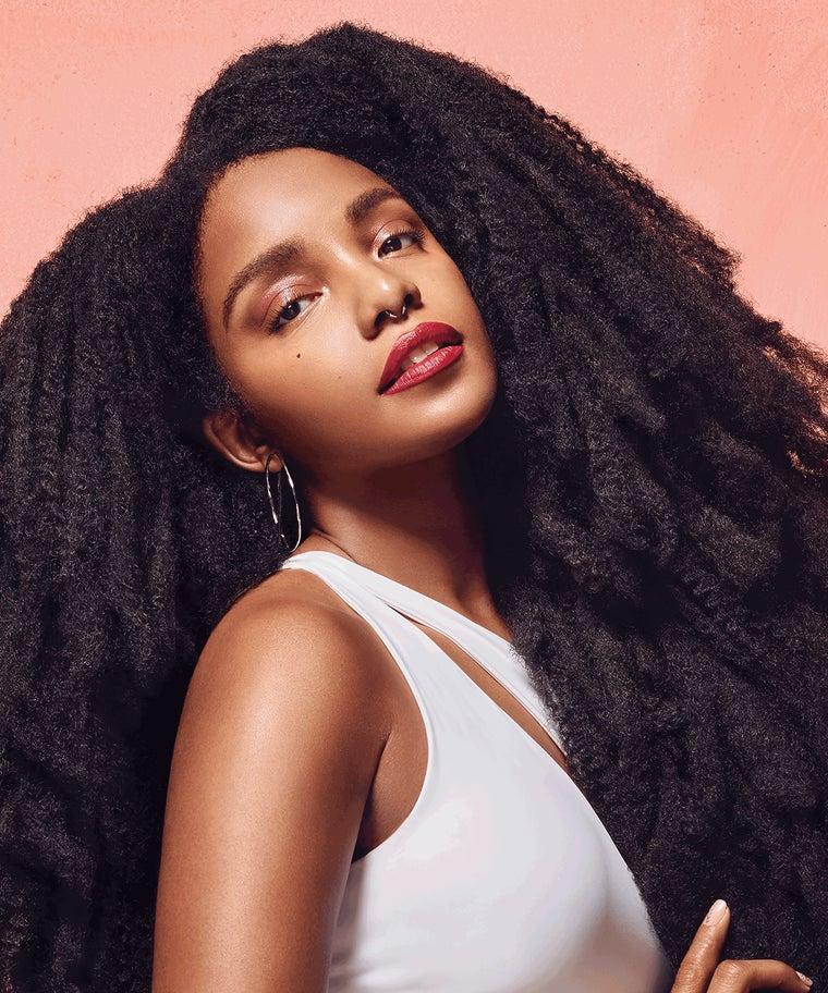 Coily Hair Products Moisturize Coily Hair Textures