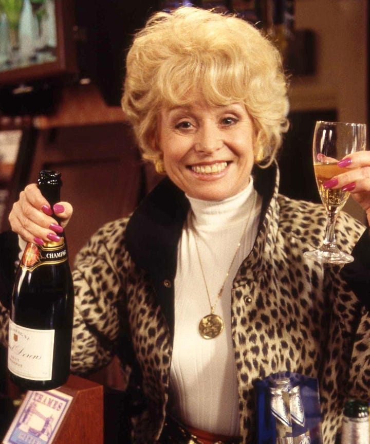 Image result for peggy mitchell