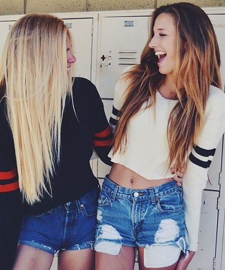 Rss hot blond teen — photo 13