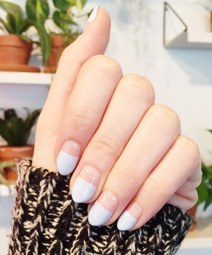 Get Ready To See These LA Nail Color Trends EVERYWHERE