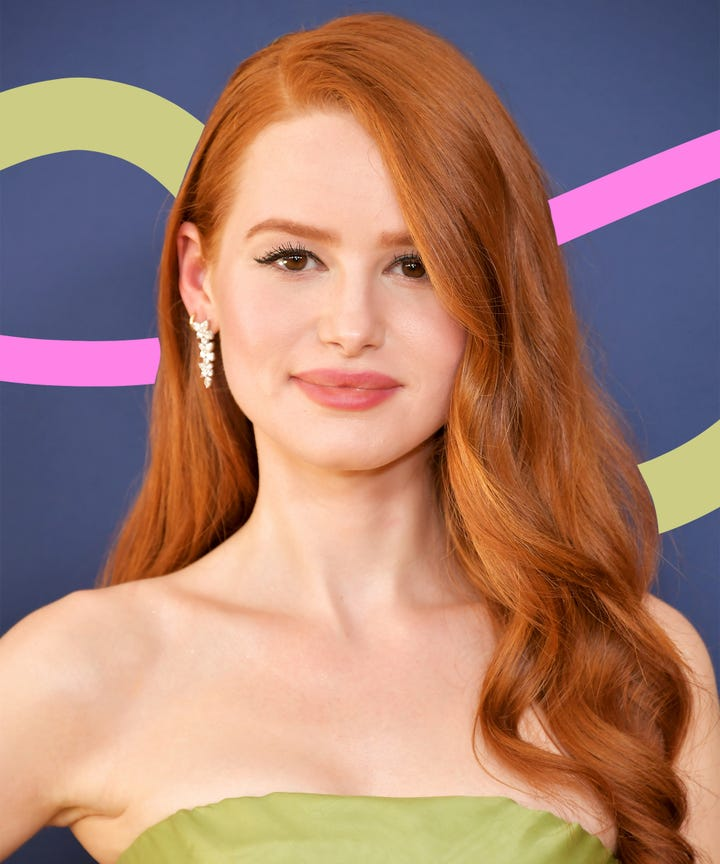 Riverdale Madelaine Petsch Secret To Vibrant Red Hair