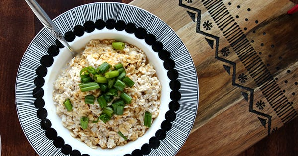 8 Surprisingly Delicious Things You Can Do With Your Oatmeal
