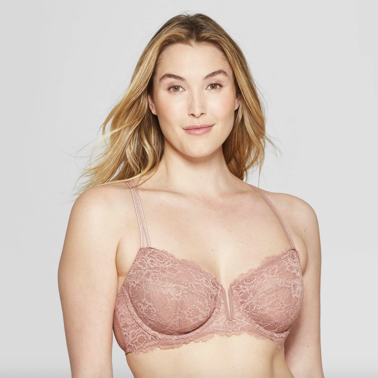 22b50b0f149 Target Launches New Lingerie Lines For All Body Sizes
