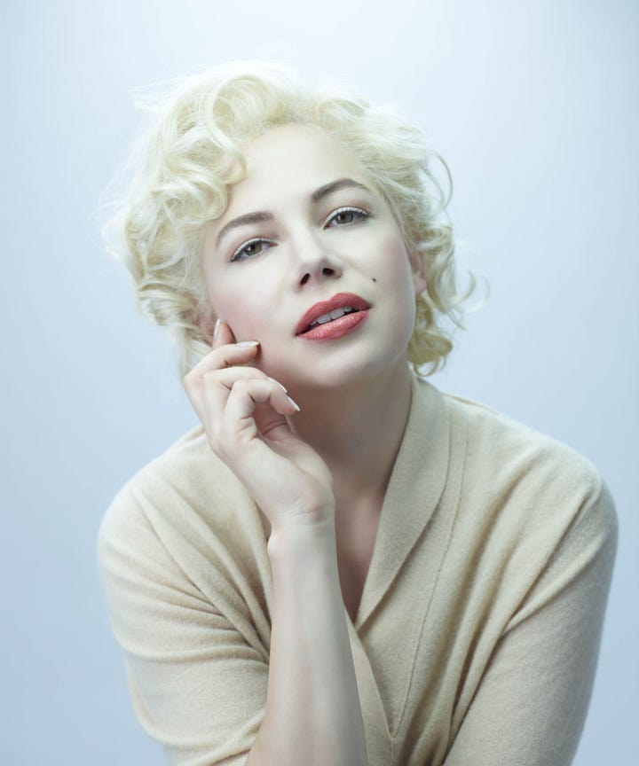 12 stars whove dared to play marilyn monroe