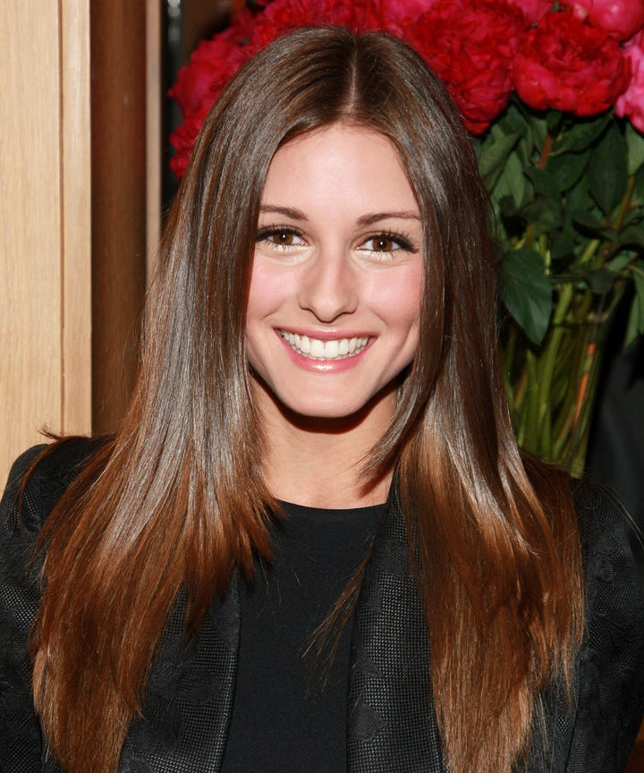 Olivia Palermo Beauty Transformation