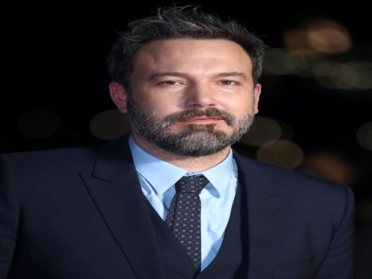 Ben Affleck Drops Out Of Upcoming Netflix Movie For An Important Reason