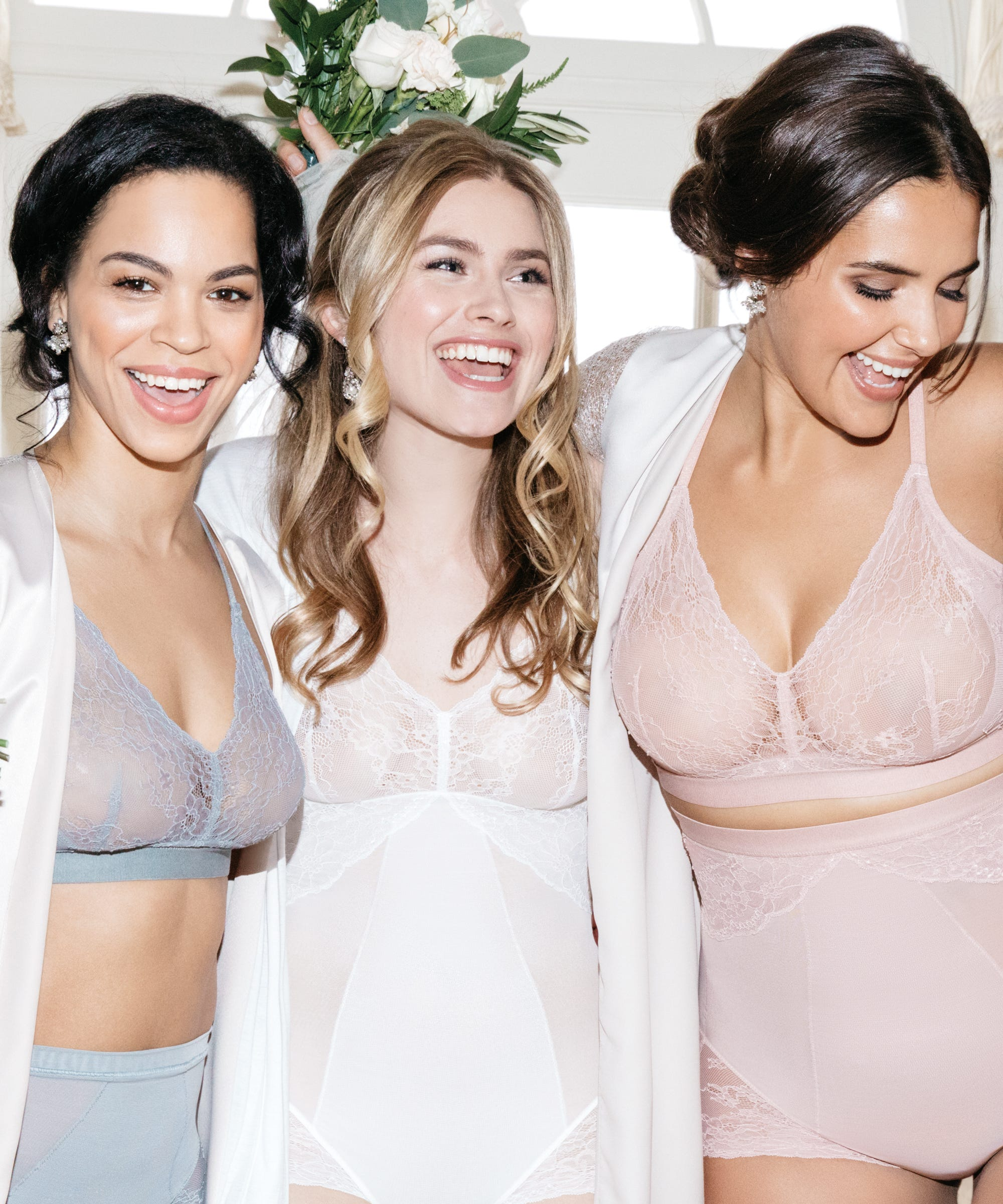 Spanx Launched A Major New Category That's Almost Too Pretty To Be Shapewear