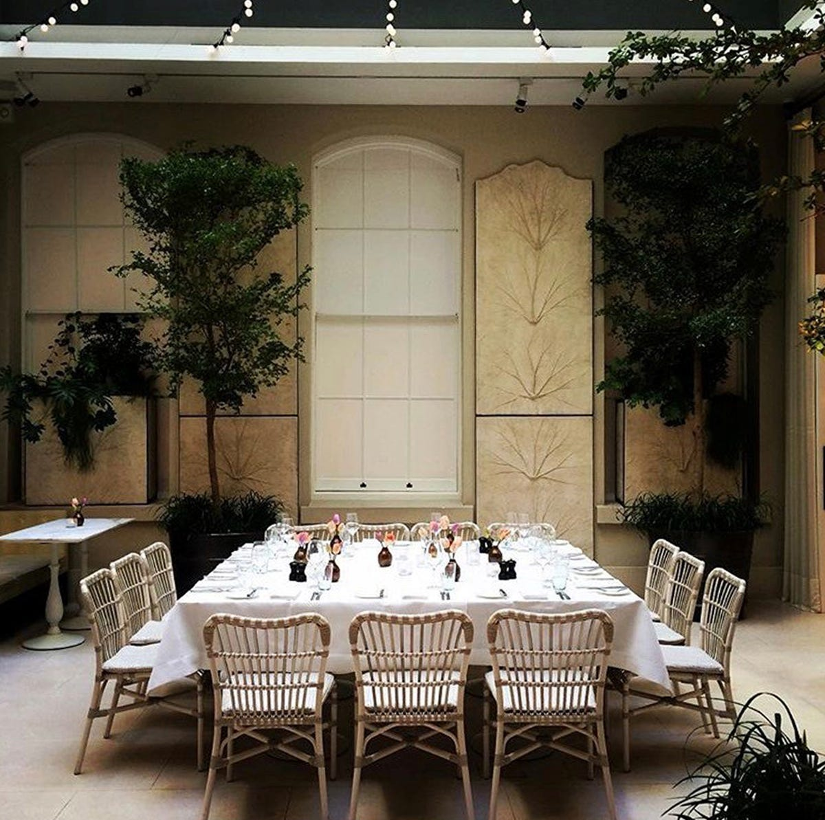 Private Dining Rooms In London