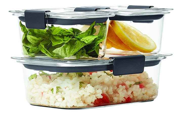 Best Food Containers For Packed Lunch Food Storage