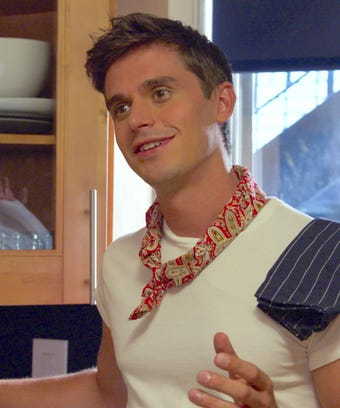 Antoni Queer Eye Season 2 Opener