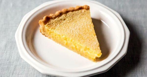 How To Make A Crazy-Good Lemon Tart