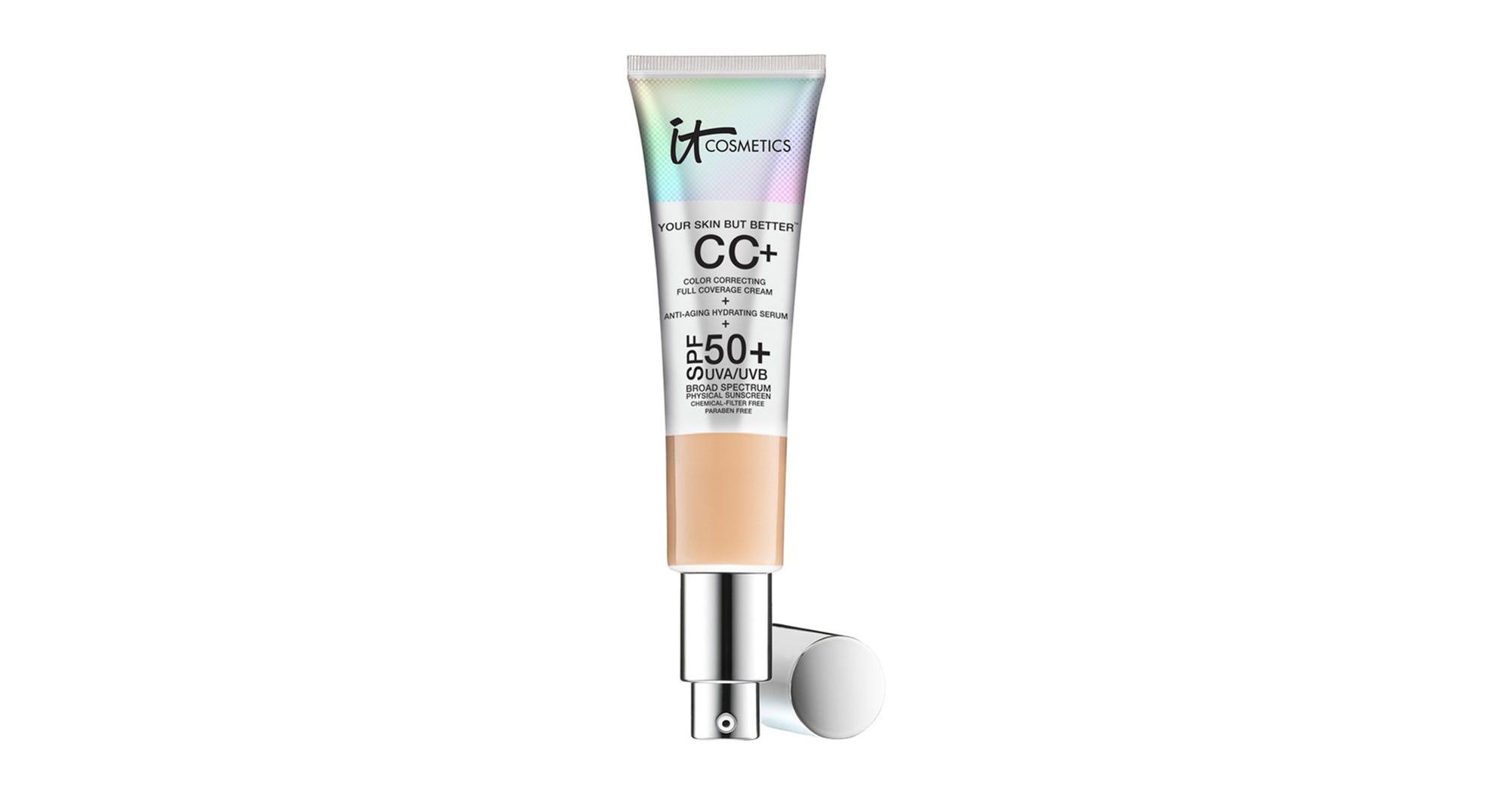 What BB, CC, & DD Creams Actually Mean