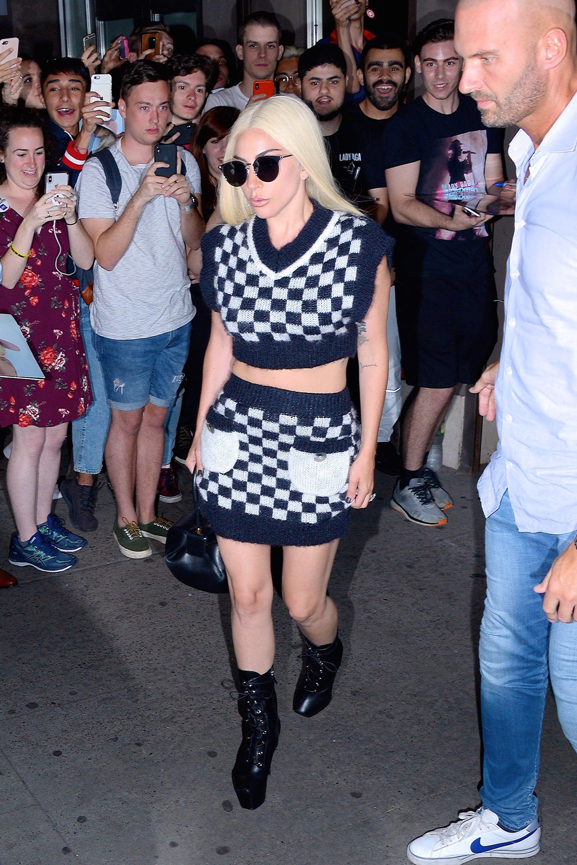 Is The Haus Of Lady Gaga Making A Fashion Comeback