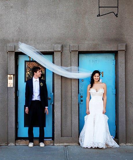 Small Brooklyn Wedding - Last-Minute Wedding Ideas