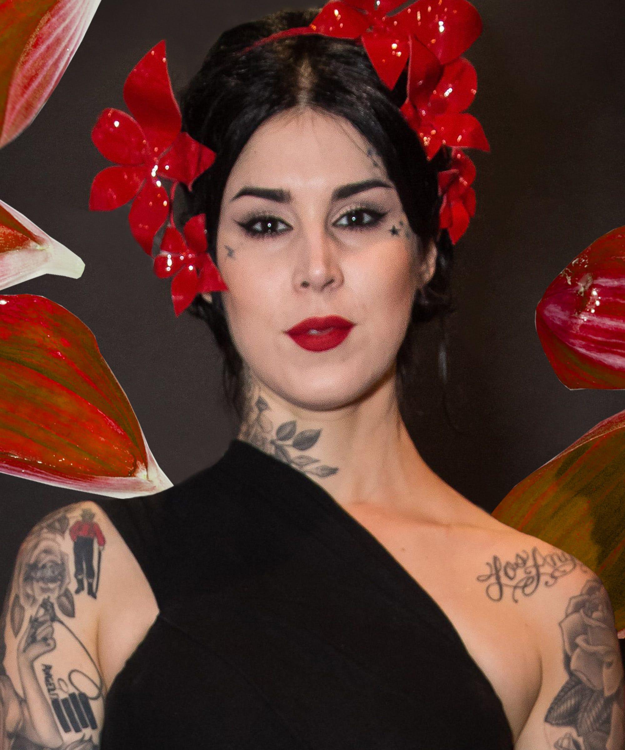 Kat von d fantasy celebrity makeover recommendations dress for everyday in 2019