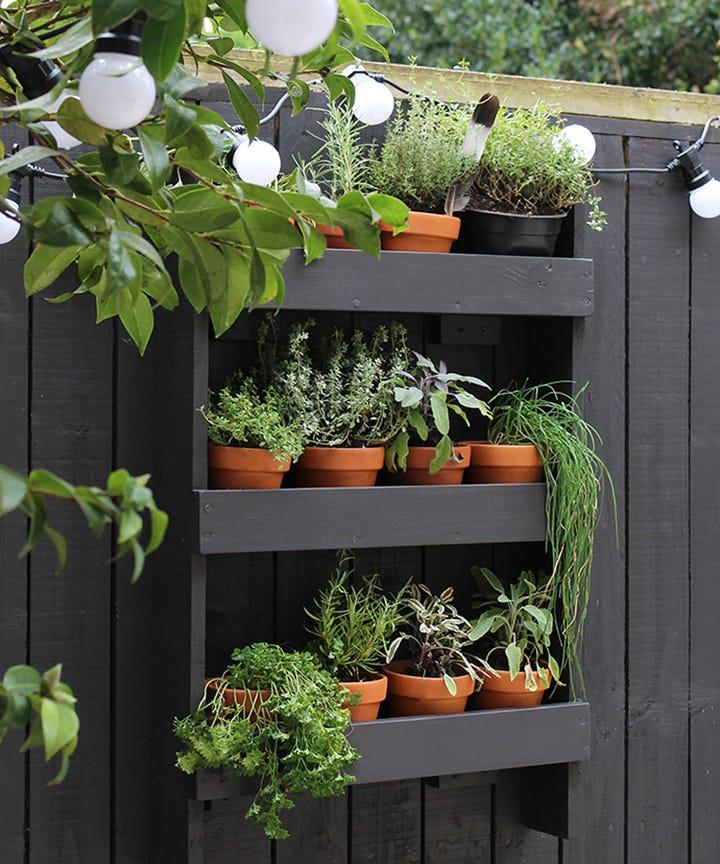 Small Garden Ideas: Garden Design For City Dwellers