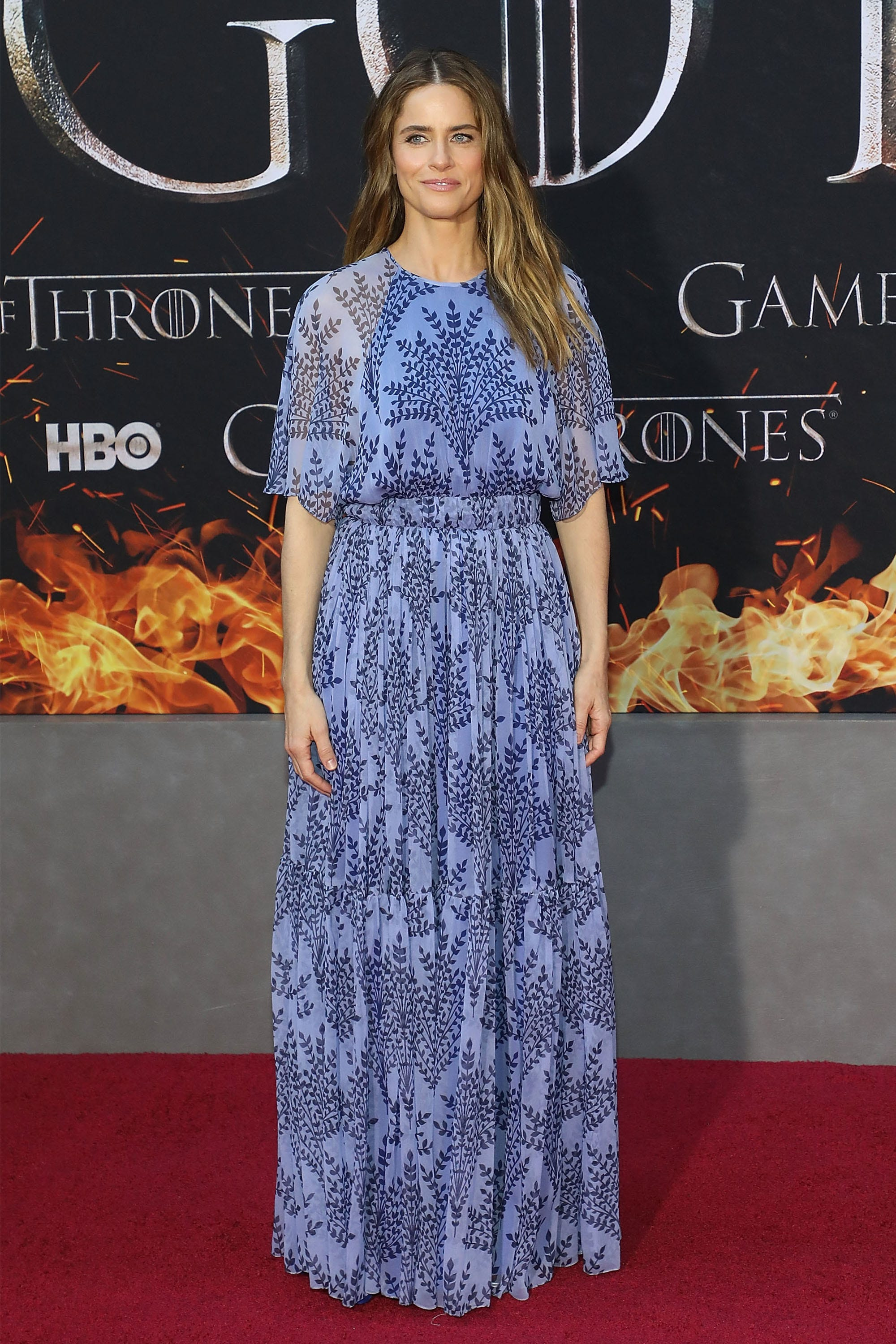 Best Game Of Thrones Red Carpet Dresses Fashion Looks