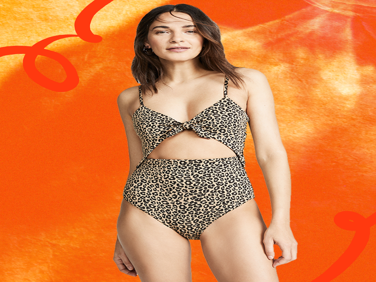 15 Leopard Print Swimsuits To Get Your Paws On This Summer