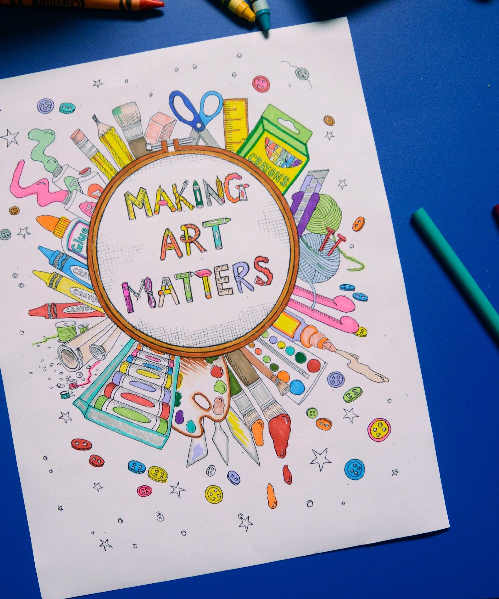 Adult Coloring Book LivingRoom Charity