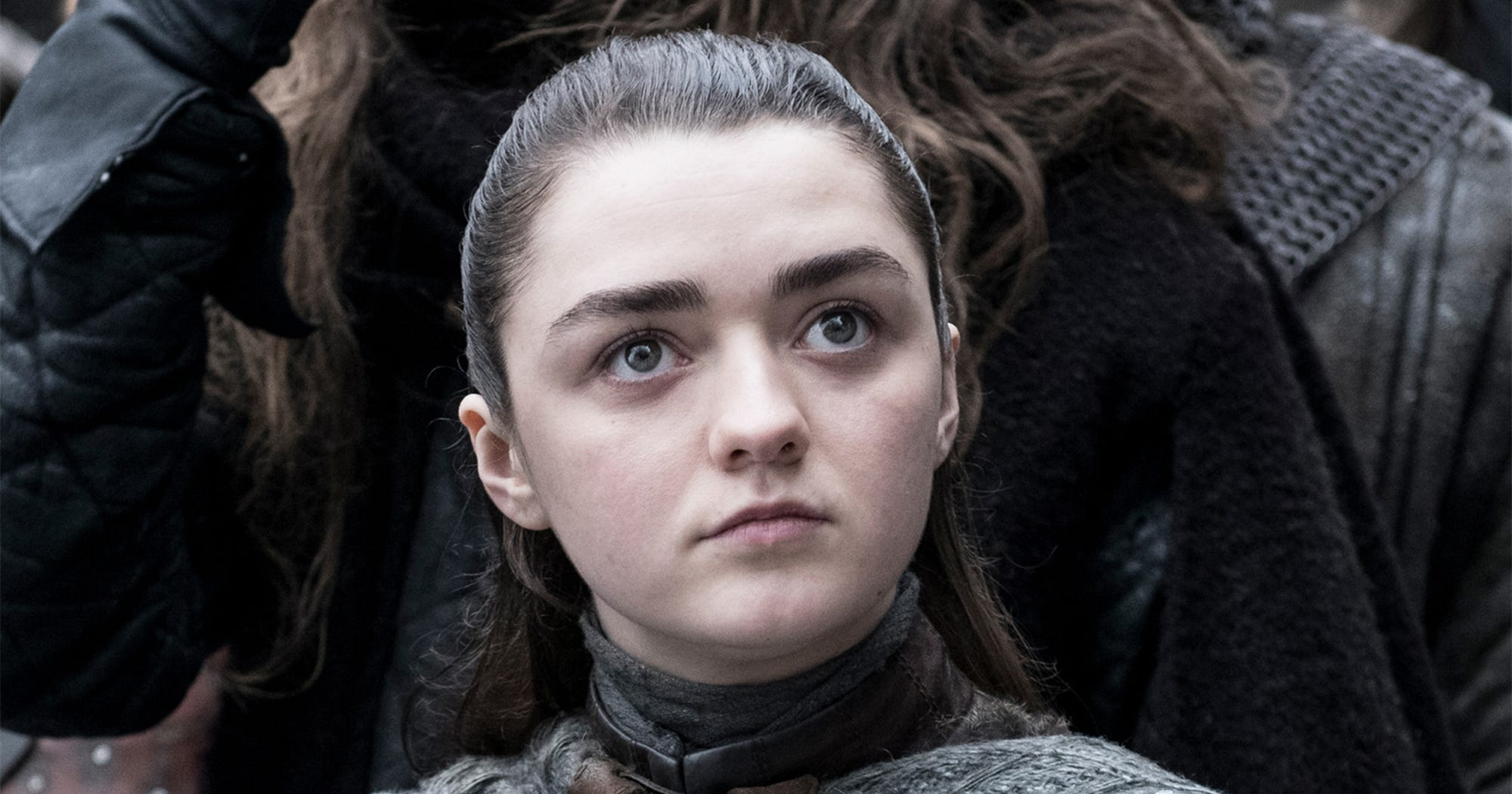 """Maisie Williams Set That Sexist Arya Theory Straight At """"Game Of Thrones"""" Comic-Con Panel"""